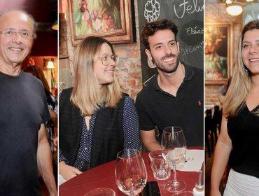 Turma das boas deu pivô no almoço de final de ano da Florense no Etto Restaurante. Aos detalhes!