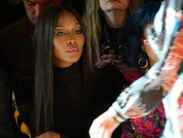 Naomi Campbell está incomodada de ver seu nome envolvido no escândalo de João de Deus