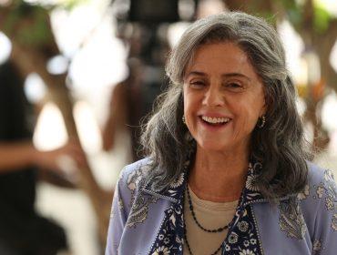 """Marieta Severo se entrega ao cinema e abre o coração ao falar do Brasil: """"Essa sensação de injustiça me deixa doente. Não sei que lado é esse do ser humano"""""""