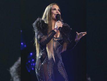 Ivete Sangalo segue os passos de Beyoncé e escolhe Versace para figurino de novo DVD