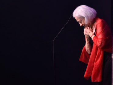 Fernanda Montenegro é homenageada na 6ª edição do Prêmio Cesgranrio de Teatro