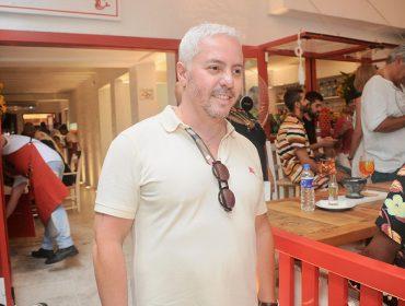 Boas energias e muita gente bacana no aniversário de Tuca Franchini