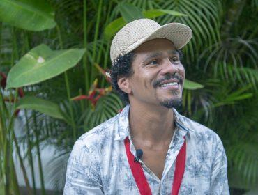 Valquito Lima repassa seus ensinamentos como artista para clientes Black da Mastercard