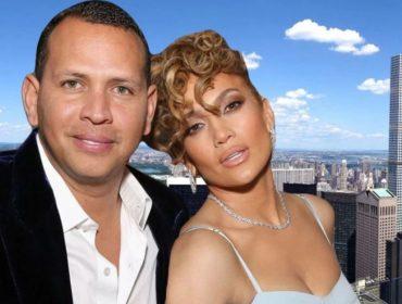 Alex Rodriguez coloca à venda apê de 371 m² em NY porque o imóvel é pequeno demais para J-Lo