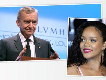 Rihanna poderá fazer história com parceria sem precedentes com gigante da moda