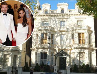 Embarque em um tour virtual pela townhouse de R$ 155,6 mi do casal David e Victoria Beckham em Londres