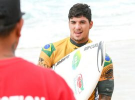 Gabriel Medina foi o segundo surfista mais bem pago do mundo em 2018. Saiba quanto ele ganhou!