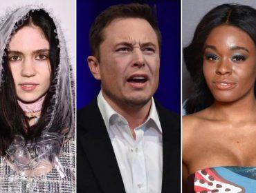 Azealia Banks e Grimes podem ser intimadas para depor em processo no qual Elon Musk é réu