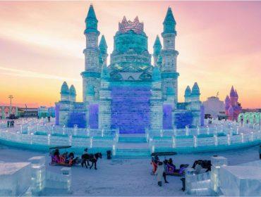 Considerado o maior evento de inverno do mundo, festival chinês terá até castelo de gelo