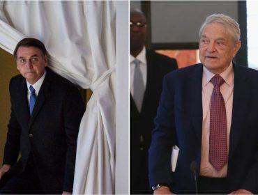 Jair Bolsonaro e George Soros, quem diria, têm ao menos algo em comum. Vem saber!