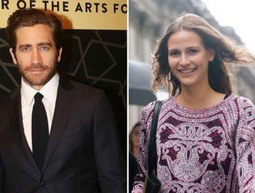 Tá esquentando… Jake Gyllenhaal é flagrado jantando em clima romântico com modelo francesa