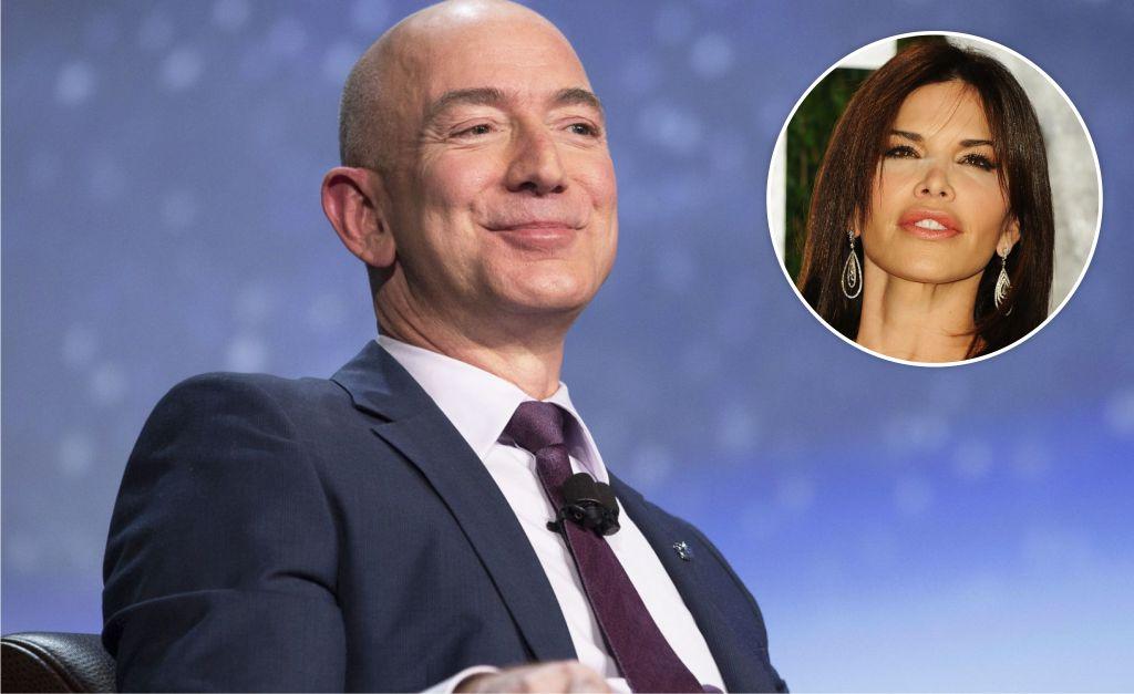 dfa27165525 Jeff Bezos e Lauren Sanchez