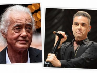 Vizinho de Jimmy Page em Londres, Robbie Williams usa rock e outras provocações para infernizar o guitarrista do Led Zeppelin