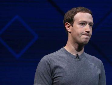 Queda do valor de mercado do Facebook forçou Zuckerberg a quebrar promessa feita em 2015