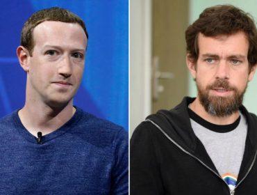 Zuckerberg certa vez matou e serviu uma cabra para Jack Dorsey, CEO e fundador do Twitter