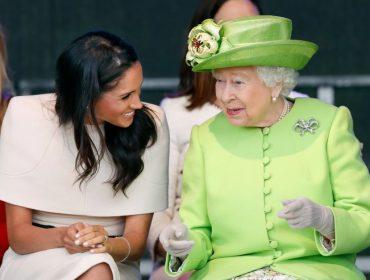 """A dica da rainha para Meghan Markle 'desestressar': """"Durma até mais tarde!"""". Entenda!"""