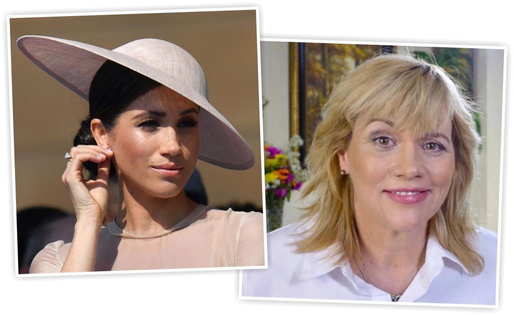 """1b6601bb520 Meia-irmã de Meghan Markle recomenda que a ex-atriz coma mais chocolate pra  """"adoçar"""" a vida"""