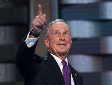 Com mais de R$ 163 bi na conta, Michael Bloomberg promete investir alto para concorrer à Casa Branca