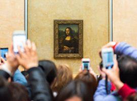 Pesquisadores alemães concluem que o olhar misterioso da 'Mona Lisa' não é fixado em você. Oi?