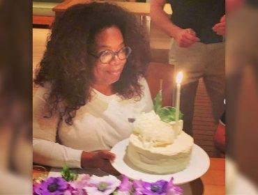 Oprah comemorou aniversário a bordo de mega-iate de bilionário e assistindo doc sobre Michael Jackson