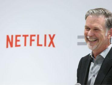 Fundador da Netflix, Reed Hastings ficou R$ 3,75 bi mais rico em menos de um mês