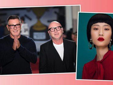 Modelo que estrelou vídeo controverso da Dolce & Gabbana afirma que o trabalhou arruinou sua carreira