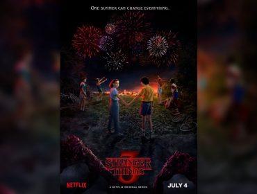 """Próxima temporada de """"Stranger Things"""" terá complô político e vai estrear no Dia da Independência dos EUA"""