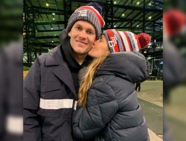 Gisele vai à loucura com vitória do time do marido, cada vez mais perto de disputar outro Super Bowl