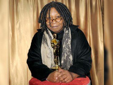 Jornal afirma que Whoopi Goldberg está louca para apresentar o próximo Oscar. Aos fatos!