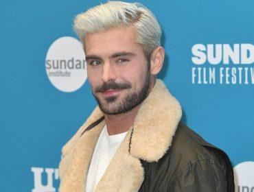 """Astro do thriller do momento, Zac Efron por pouco não foi declarado """"persona non grata"""" em Sundance"""