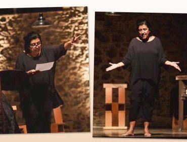 Regina Casé estreia recital em Salvador com plateia estrelada. Aos detalhes!