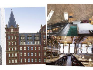 Arranha-céu do século XIX agora é um dos hotéis mais hypados de Nova York