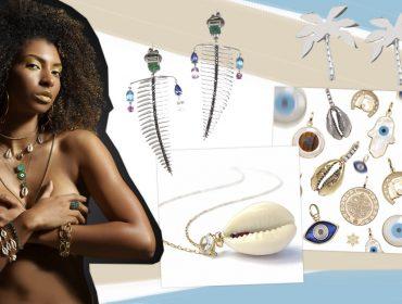 LaChicadeOro lança coleção de joias inspirada nas belas praias da Bahia