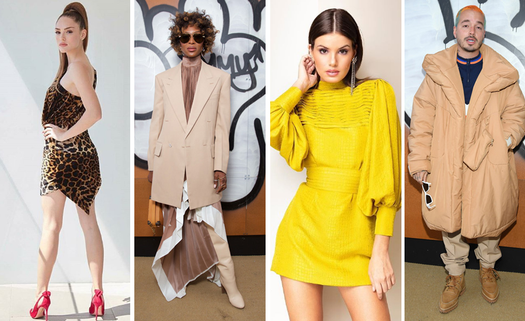 be286d583f Os bem-vestidos da semana apontam um mix de anos 90 com tendências ...