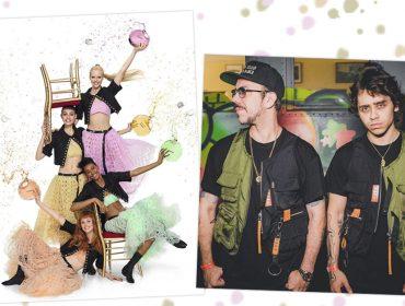 Trio brasileiro se destaca em campanha de perfume da Chanel. Saiba quem…
