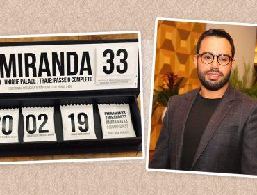 Thiago Miranda completa 33 anos e comemora com festão em Brasília
