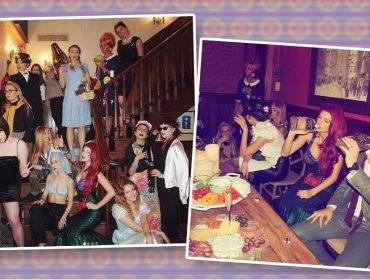 Vem ver a festa que Taylor Swift armou em seu château na virada de Ano Novo
