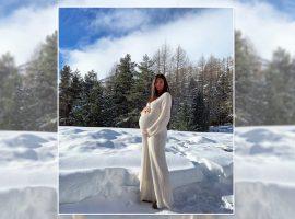 Baby Boom! Nasce Talitha Italia Engelbert, a primeira filha de Giovanna Battaglia e Oscar Engelbert