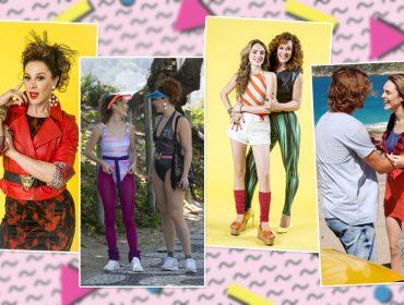 """Glamurama conta tudo sobre as tendências que vão pipocar na novela """"Verão 90"""""""