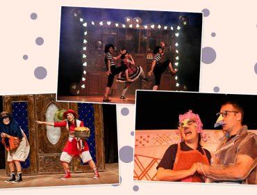 Férias no Shopping Pátio Higienópolis tem Festival de Teatro e brincadeiras no Jardim do Unicórnio