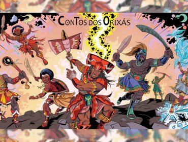 História das divindades africanas ganha versão moderna em formato HQ
