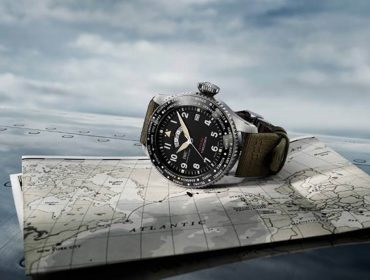 IWClança linha de relógios inspirado em aviões de combate britânicos