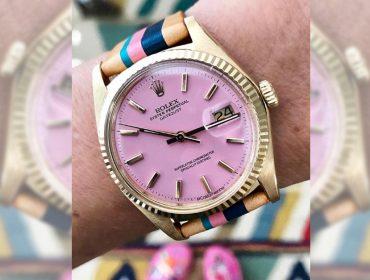 Desejo do Dia: não perca a hora com os relógios charmosos da Rolex
