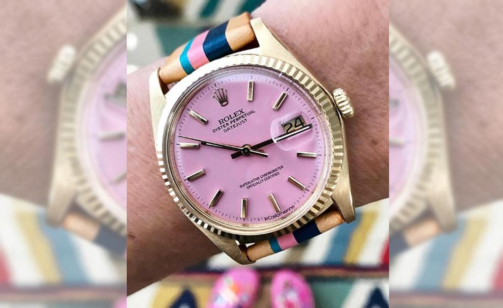 b2270e2ec73 Desejo do Dia  não perca a hora com os relógios charmosos da Rolex ...