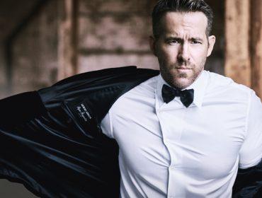 Giorgio Armani anuncia Ryan Reynolds como novo rosto da linha Armani Code