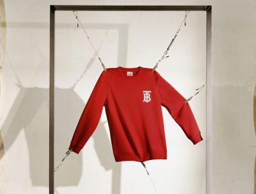 """Desejo do Dia:novo moletom cult """"B Series"""" da Burberry criado por Riccardo Tisci"""