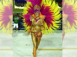 Thaila Ayala conta os seus segredos para manter o corpo em forma no Carnaval