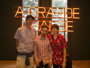 A Pinacoteca de São Paulo abriu mostra com as novas aquisições de seu acervo de arte contemporânea