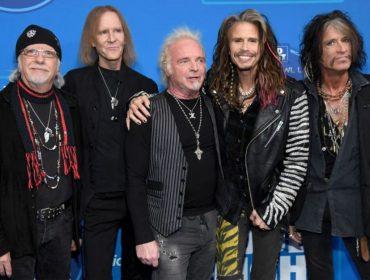 Perto de completar cinco décadas de formação, Aerosmith vai ganhar estrela na Calçada da Fama