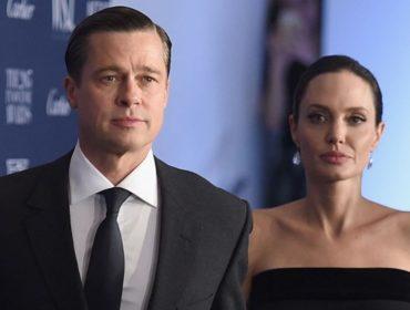 Bomba! Paparazzi clicaram Angelina Jolie e Brad Pitt juntinhos na última quarta. Veja o flagra!